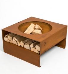 keilbach Feuerstelle light-my-fire cube