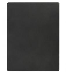 Magnettafel schwarz 56 x 38 cm