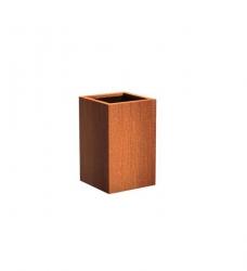 Pflanzkübel Cortenstahl ANDES von ADEZZ 50 x 50 x 80 (L/B/H)