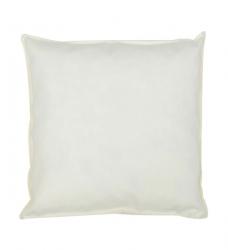 Sitzkissen Outdoor weiß 50x50 cm