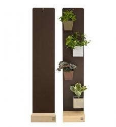 KalaMitica Standtafel braun | 14 x 70 cm