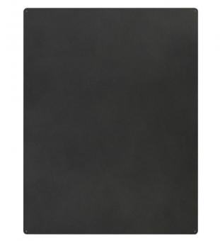 Magnettafel schwarz 74 x 57 cm
