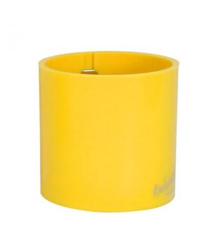 Wandutensilo magnetisch Mittel - 6,5cm | gelb